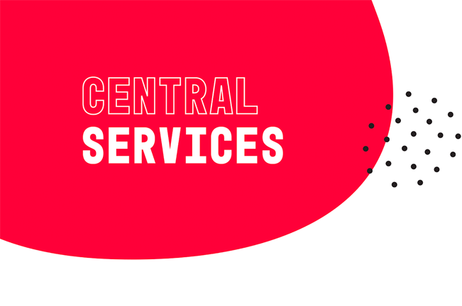 Red Central Services blurb